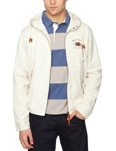 Musto Tokyo Men's Jacket Antique Sail White Small