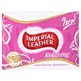 Imperial Leather Relaxing Soap For Clean Face And Body 100g x 4 pcs   Mirage Fx