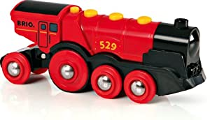 Brio 33592 - Rote Lola Batterielok