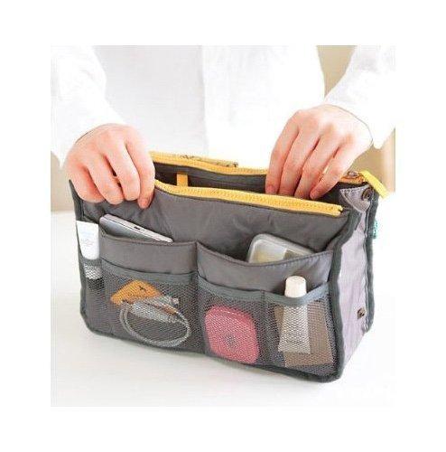 Handtascheordner Beutel Sack Tasche in Tasche Organisator Speicher ordentlich Reise Kosmetik Tasche