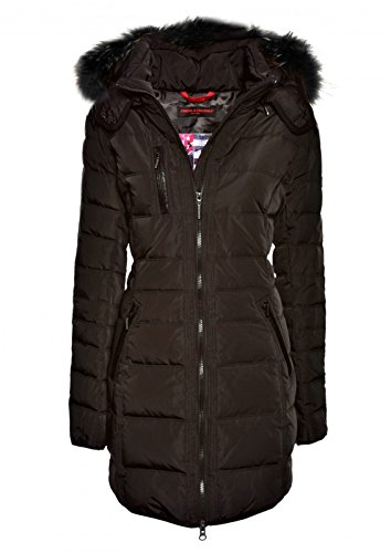 Frieda & Freddies -  Cappotto  - Piumino  - Basic - Donna nero 44