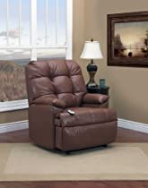Hot Sale 5600 Series Wall-a-Way Reclining Lift Chair Fabric: Bonded Leather II - Saddle