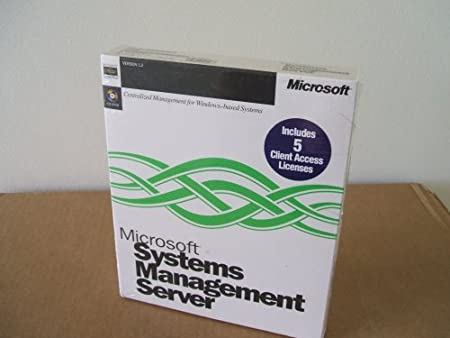 Microsoft Systems Management Server 1.2