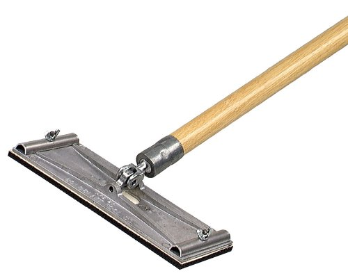 Goldblatt G15353 Pole Sander with Wood Handle