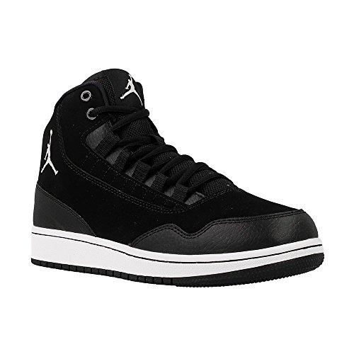 Nike Jordan Executive BG Scarpe da basket, Bambini, Nero, 37 1/2