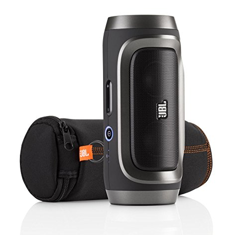 JBL Charge Portable Indoor/Outdoor Bluetooth Speaker | Black