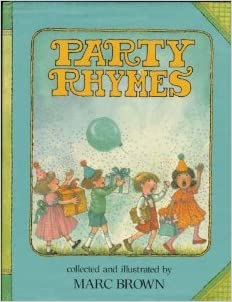 Party Rhymes: Marc Brown: 9780525444022: Amazon.com: Books