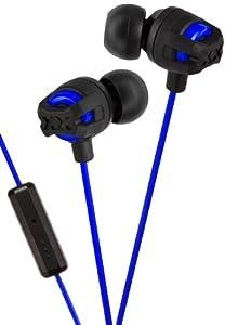 JVC HA-FR201-A-E Xtreme Xplosives In-Ear-Kopfhörer mit Mic blau