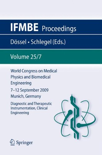 World Congress on Medical Physics and Biomedical Engineering September 7 - 12, 2009 Munich, Germany: Vol. 25/VII Diagnos