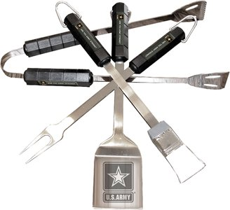 Ncaa U.S. Army BBQ Set