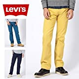 Levi's リーバイス 501 レギュラーストレート カラージーンズ デニム パンツ メンズ