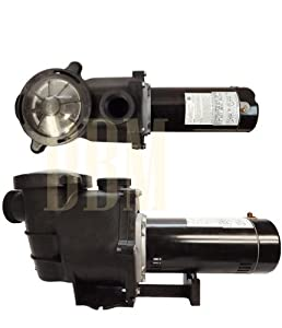 Small Swimming PooL Spa PUMP Water Inground Above Ground w/ Filter 1.5 HP