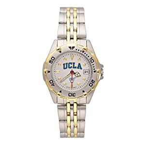 UCLA Bruins Women's All Star Watch Stainless Steel Bracelet