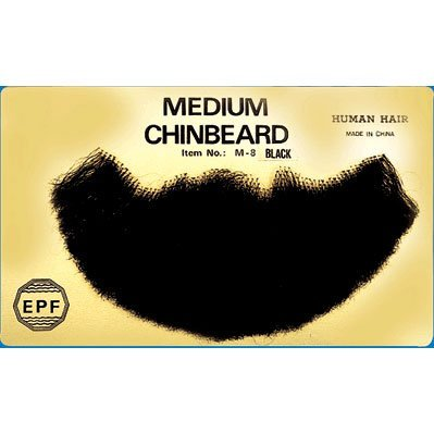Beard Chin Med. Black