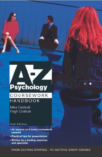 A-z Psychology Coursework Handbook (A-Z Coursework Handbook)