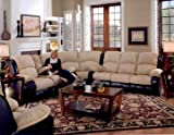 Angelina Recliner Sectional Sofa by Albany Industries - DC