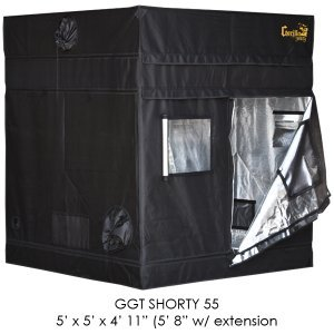 Gorilla Grow Tent Shorty 5x5