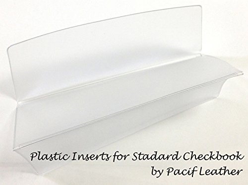 5 pcs of Checkbook Protectors Dividers for Duplicate Checks (Check Inserts compare prices)