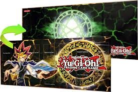 Yu-Gi-Oh Legendary Collection 3 Yugi's World Double Sided Game Board Playmat - 1