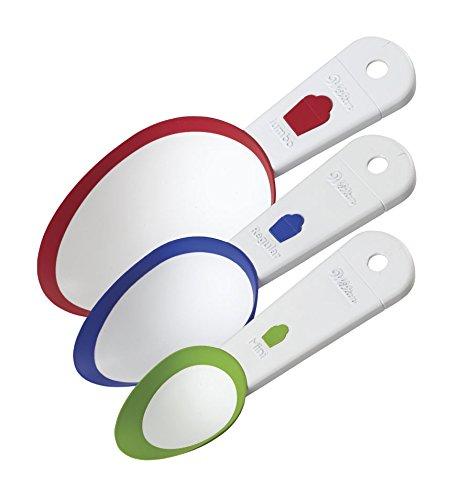 Wilton 2103-1112 Scoop-It Batter Spoons, Set of 3