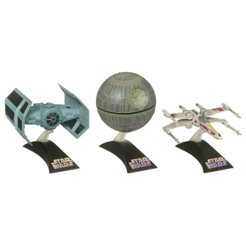 Star Wars Die Cast Titanium Vehicle Episode IV X-WING