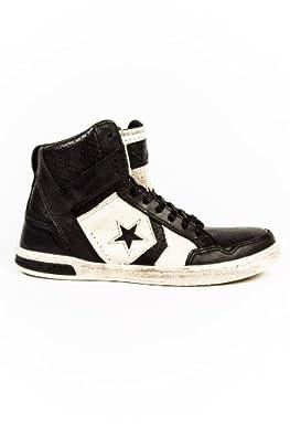 Buy Converse by John Varvatos Mens Jv Weapon Hi Top Sneaker by Converse