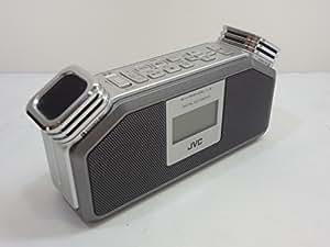 JVC RD-R1-H ポータブルデジタルレコーダー メタリックグレー
