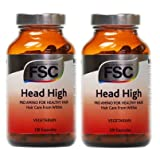 HEAD HIGH PRO-AMINO X 120 VEGICAPS FSC DOUBLE PACK 240 CAPSULES