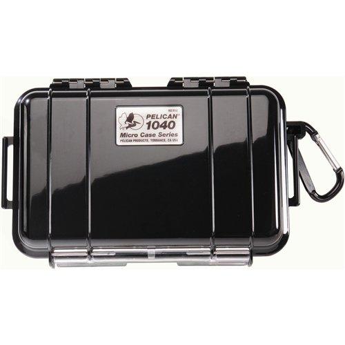 Pelican 1040 Micro Watertight Crushproof Dry Box, 7.50x5.06x