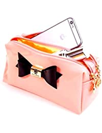 HOMIES INTERNATIONAL Cute Premium Smart, Stylish Bow Design Multi-Purpose Bags, Clutch, Purse, Wallet For Teenagers...