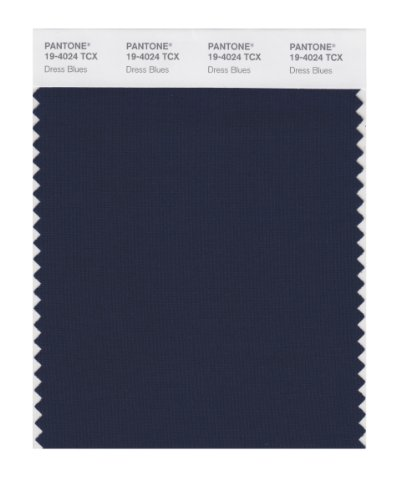 PANTONE+SMART+19-4024X+Color+Swatch+Card%2C+Dress+Blues