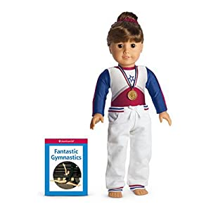 Amazon.com: American Girl Gymnastics Outfit for Dolls + Book: Toys