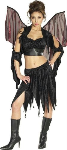 Costumes For All Occasions Cs123Sm Gothic Fairy Small