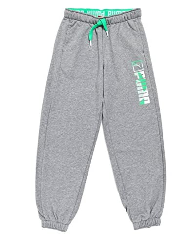 Puma Pantalone Td Closed [Medium Gray Heather]