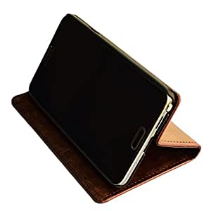 StylE ViSioN PU Leather Flip Cover For Nokia Lumia 540