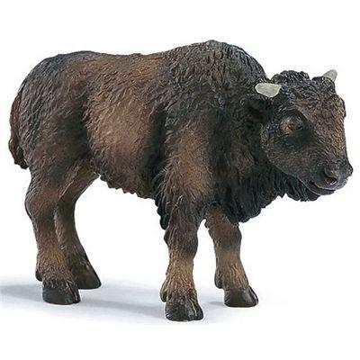 Schleich - 14350 - Figurine - Animaux - Bébé Bison