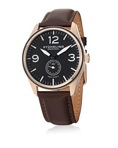 Stührling Reloj con movimiento cuarzo suizo 931.03 42 mm
