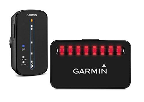 Garmin Accesorios para bicicleta, color negro, paquete radar