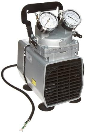 Gast DOA-P504-BN DOA Lab Model Oilless Diaphragm Pump, 240V 50Hz