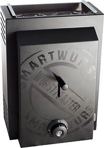 Smartwurst Wursttoaster WT 2 black Edition