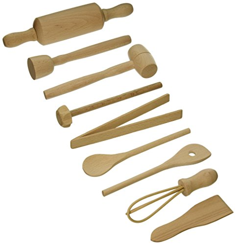 Fox Run 9-Piece Kids Cooking Tool Set (Kitchen Tools Kids compare prices)