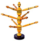 Genius Bird Wooden Bangle Stand