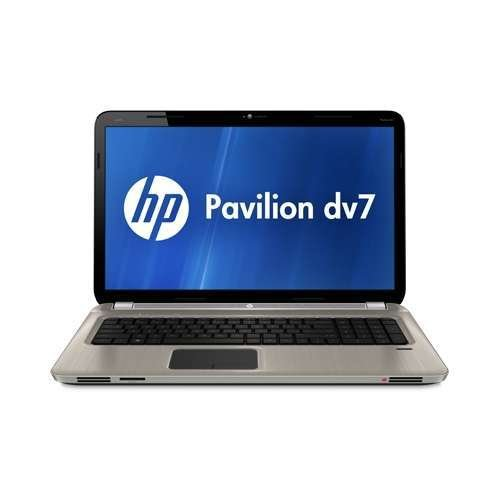 HP Pavilion 17.3 AMD Quad-Middle 750GB Notebook