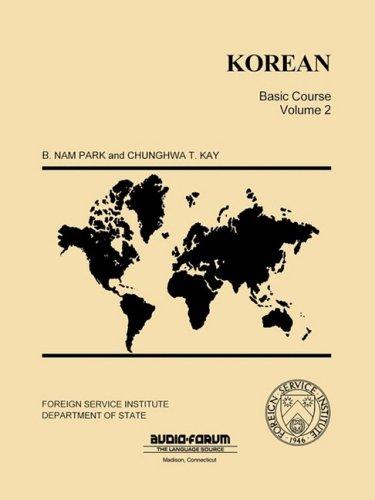 Korean Basic Course Vol 2