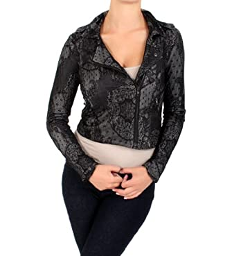 Mystree Pocketed Zipper Sweater in Black
