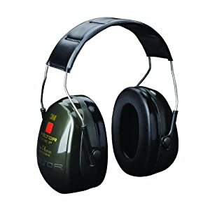 3M Peltor Optime II Hearing Protectors, Headband, (H520A-407-GQ)