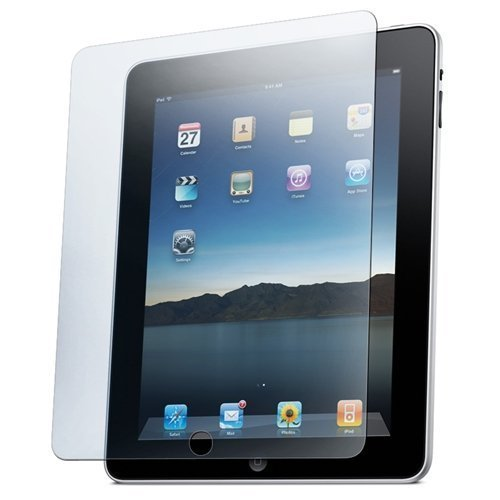 CLEAR TRANSPARENT Screen Protector LCD Shield Guard Cover for APPLE IPAD 2 [WCD176]