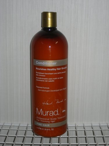 Murad Color-Treated Hair Conditioner Liter 33.8 Oz