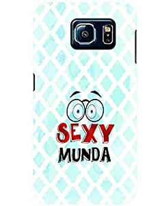 Samsung Galaxy S6 Back Cover Designer Hard Case Printed Cover