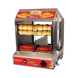paragon hot dog roller dog machine hut steamer and merchandiser hot dog steamer. Black Bedroom Furniture Sets. Home Design Ideas